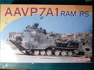 Dragon 7237 AAVP7A1 RAM/RS 1/72