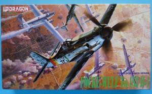 Focke Wulf Ta-152 H-1 - box top