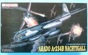 Ar-234 B-2 Nachtigall - box top