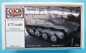 OKB Grigorov - T-60 box