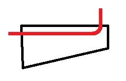 Front light support scheme