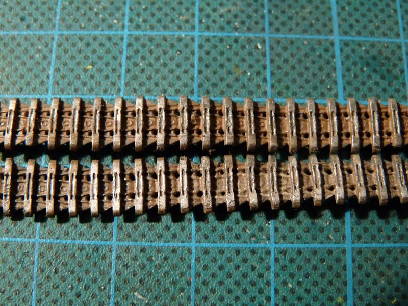 Churchill tracks ready to install