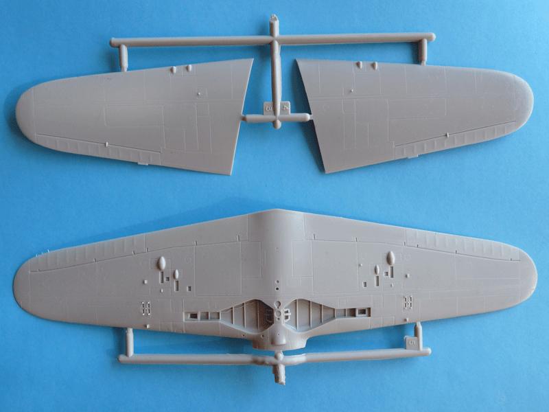Tamiya 1/48 J2M3 Wings
