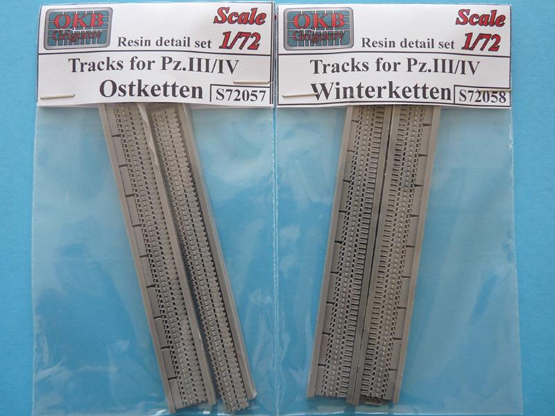 OKB Grigorov's Winterketten and Ostketten