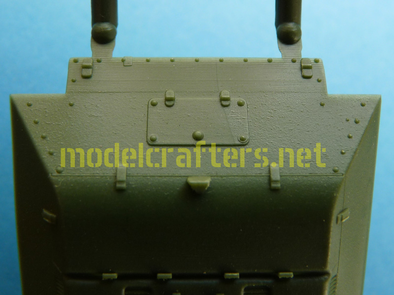 UM 1/72 T-34/76 mod. 1940 with L-11 gun, kit 336