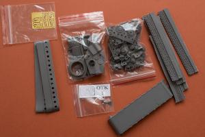 Parts for KV-4 (Duhov) by OKB Grigorov