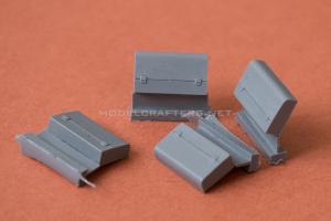 KV tool boxes